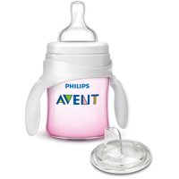 Philips Avent My First Transition Cup Soft Spout Trainer Sippy Cup