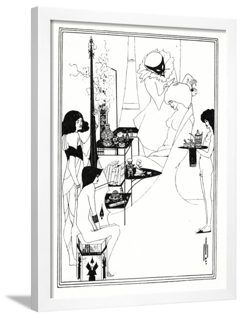 Toilette gicler