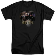 Farscape Cast Mens Big and Tall Shirt