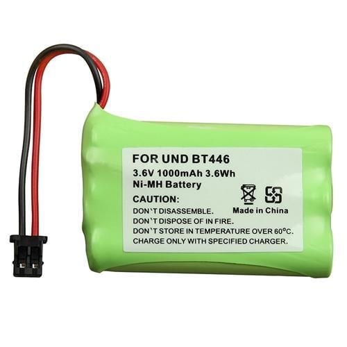 Insten for Uniden BT-446 BT446 Cordless Phone Battery
