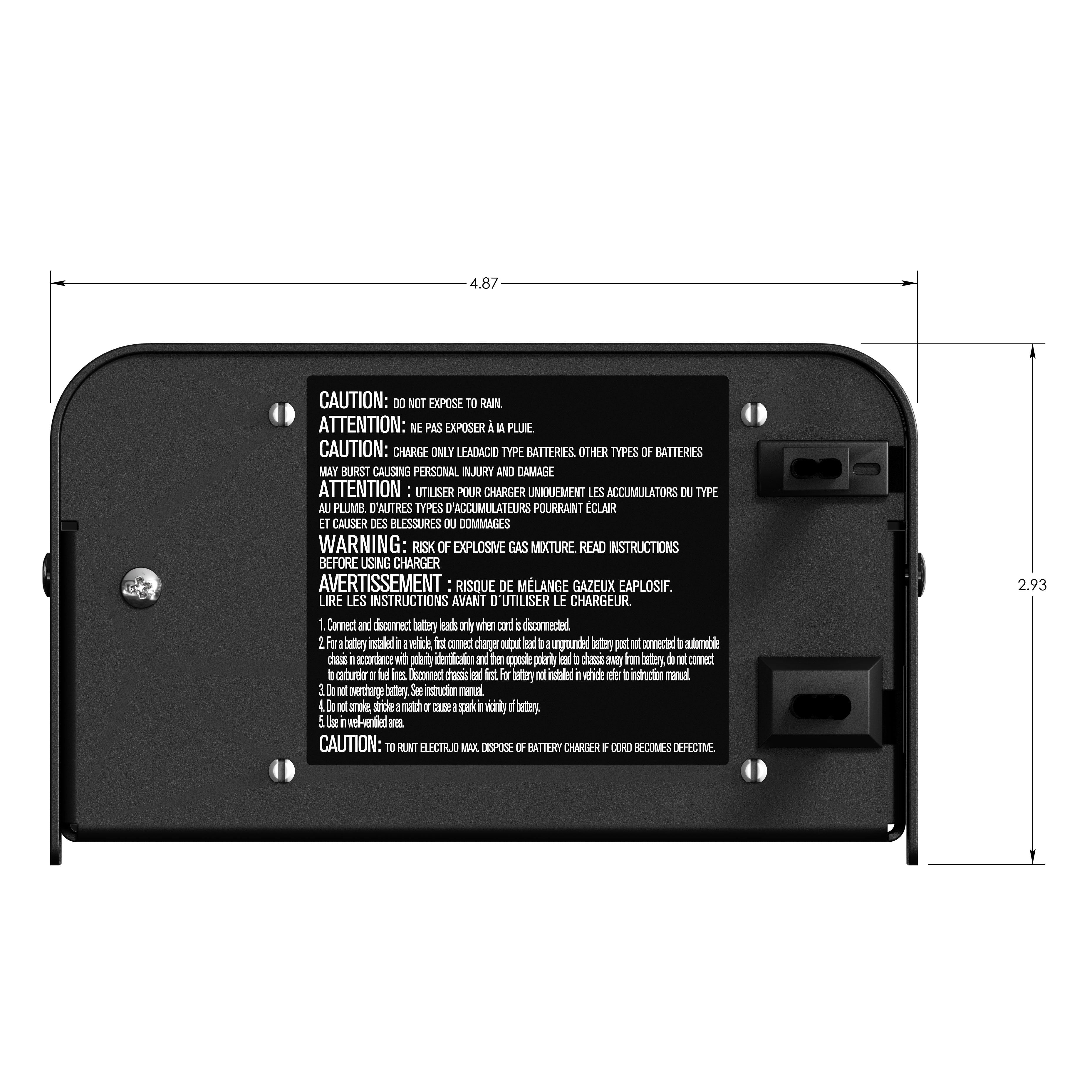 Supersmart Battery Tender Plus 12 Volt 125 Amp Charger Sears Wiring Diagram