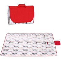 Family Large Outdoor Blanket Foldable & Waterproof Picnic Mat