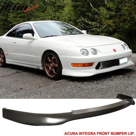 Urethane Acura Integra PU Front Bumper Lip Spoiler Bodykit - Acura integra spoiler