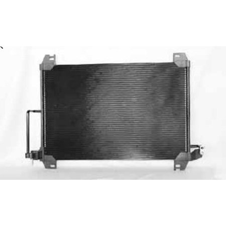 NEW AC CONDENSER FITS 02-09 BUICK RAINIER CHEVY TRAILBLAZER ENVOY OLDSMOBILE BRAVADA 1563656 15-63385 P40265 203054U CF20007 89019255 Buick Rainier Throttle Body