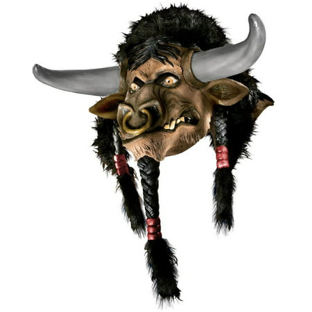 World of Warcraft Deluxe Tauren Costume Mask Adult One Size