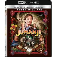 Jumanji (4K Ultra HD + Blu-ray)