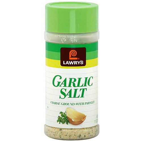 Lawry's Coarse Ground Garlic Salt With Parsley, 11 oz (Pack of 12)