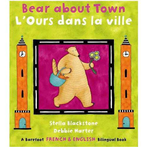 Bear About Town/ L'ours Dans La Ville