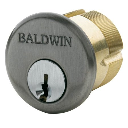 Baldwin 8323.151 Mortise Lock Cylinder for 1-3/4