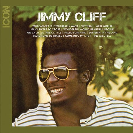 ICON [JIMMY CLIFF] [CD] [1 DISC]