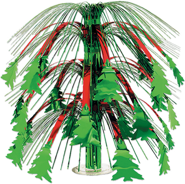 Christmas Tree Cascade Centerpiece Case Pack 6