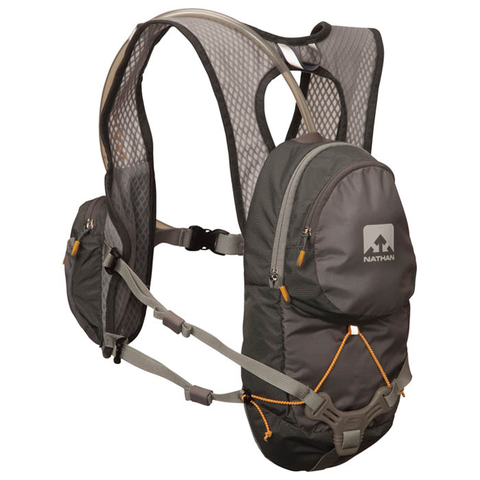 Nathan Hpl #020 2L Hydration Race Vest Grey