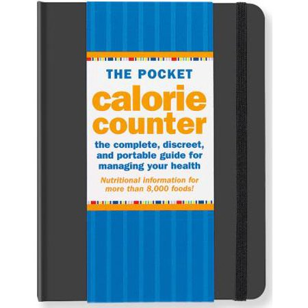Pckt Calorie Counter -2015 (Hardcover)