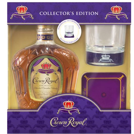 Crown Royal Gift Set, 750mL