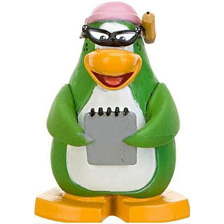 Club Penguin Aunt Arctic Mini (Club Penguin Accessory Pack)