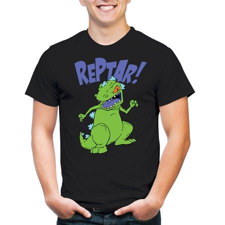 f2501496c4b Rugrats Reptar Men s Short Sleeve T-shirt