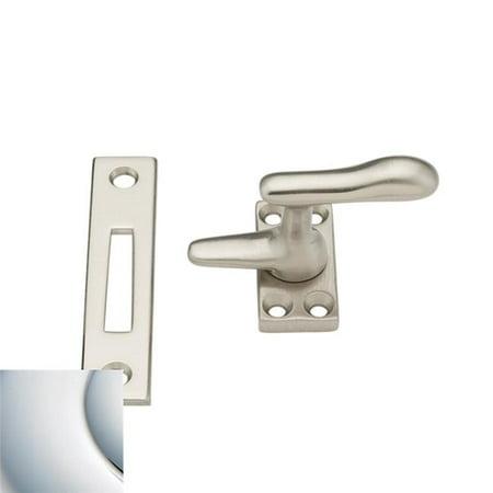 - baldwin 00493260 casement fastener, polished chrome