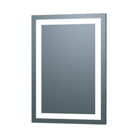 Afina Illume LED Backlit Rectangular Bathroom Mirror