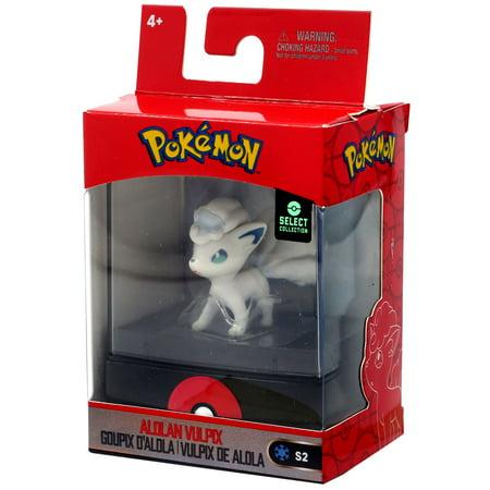 Pokemon Select Collection Series 2 Alolan Vulpix Mini Figure (2 Figure Pokemon)