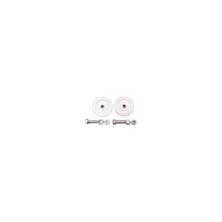 Eckler's Premier  Products 40-249186 - Chevy Emergency Brake Roller Kit