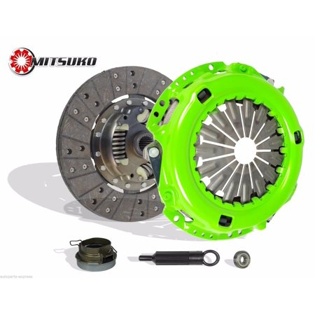 Clutch Kit Works With Toyota Tacoma 4Runner Suv T100 Pre Runner Base DLX Standard Sport Extended Pickup 1994-2004 2.4L l4 (4WD ONLY) 2.7L l4 GAS DOHC (Stage 1) 4wd 1992 Toyota Pickup