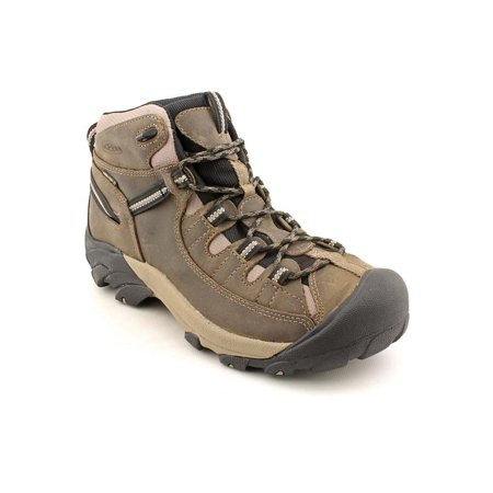 Keen Targhee Hiking Shoe - Keen Targhee II Mid   Round Toe Leather  Hiking Boot