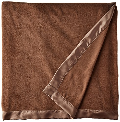 Twin 66 x 90 Mocha Vellux Original Blanket