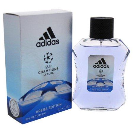 Almeja Requisitos Parcialmente  Adidas M-5580 3.4 oz UEFA Champions League EDT Spray for Men   Walmart  Canada