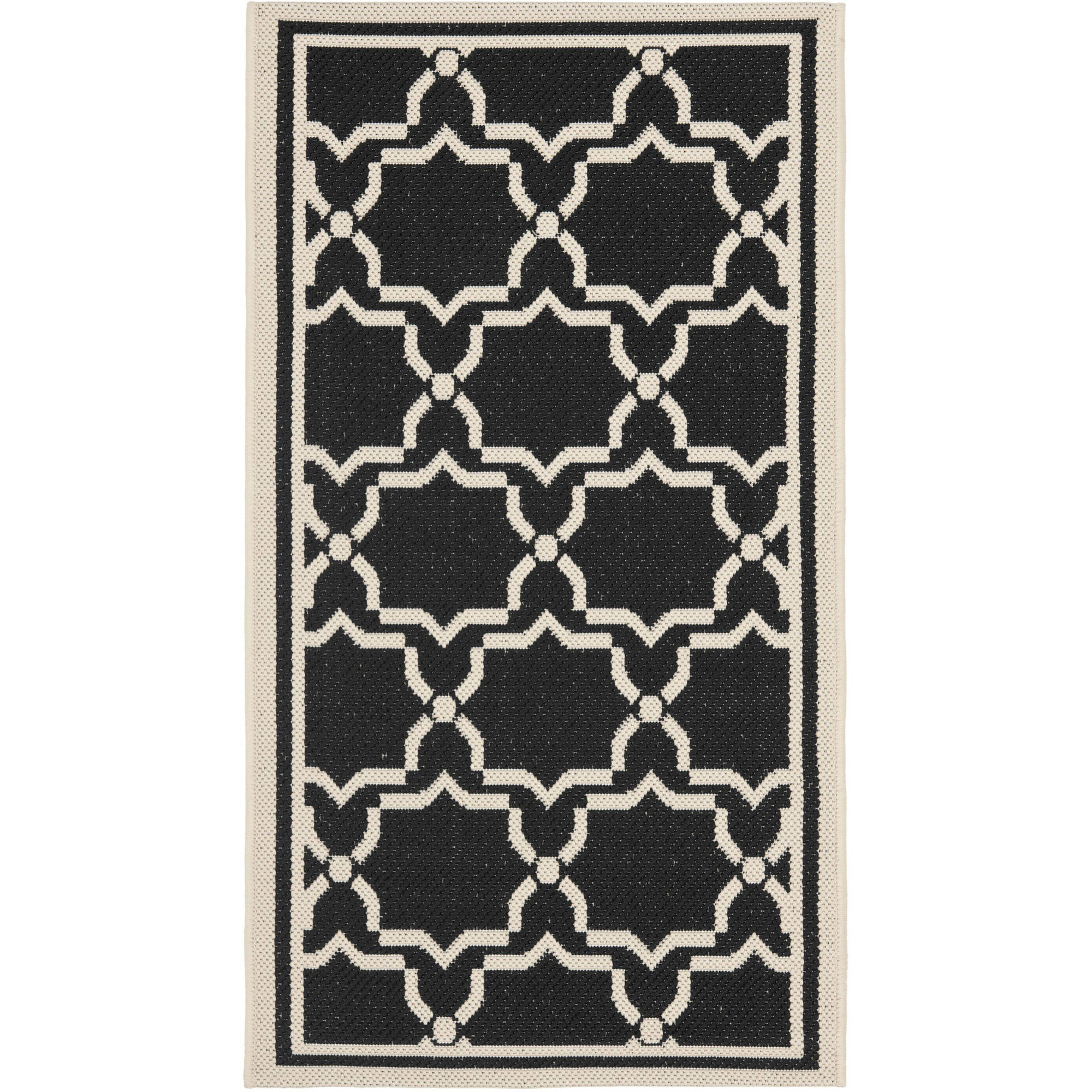 Safavieh Courtyard Allison Power-Loomed Indoor/Outdoor Area Rug or Runner