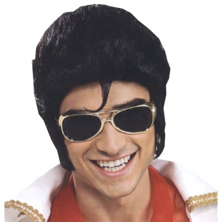 Elvis Glasses Adult Halloween Accessory