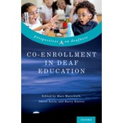 Co-Enrollment in Deaf Education - eBook