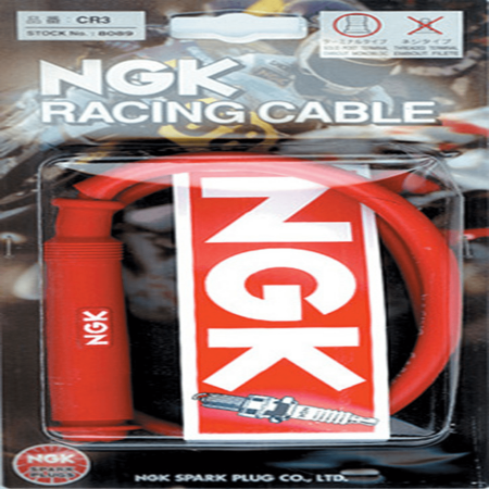 NGK RACING WIRE / 90* / 100CM