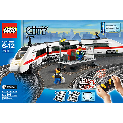 LEGO 7897 City Passenger Train