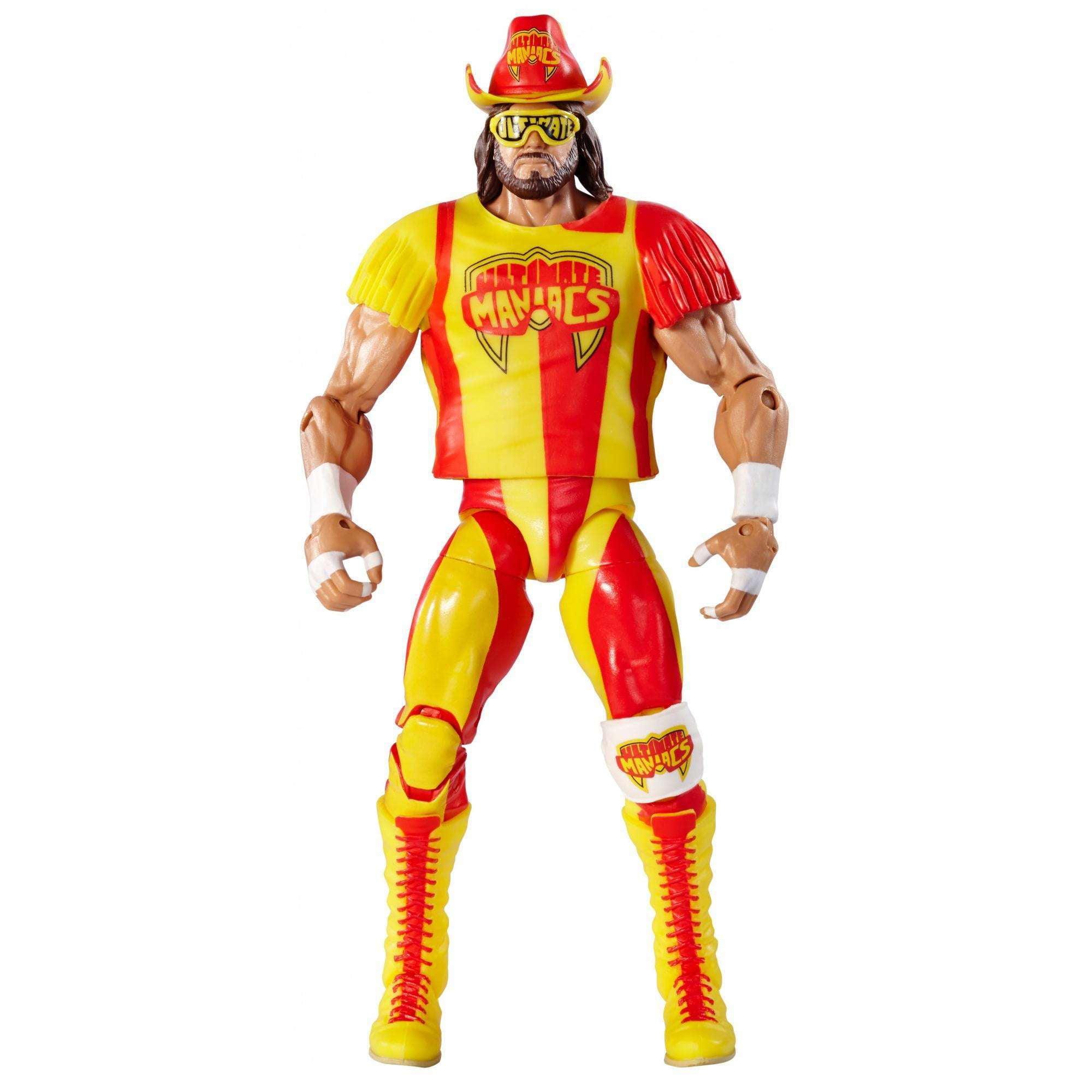 WWE Elite Ultimate Maniac Randy Savage by Mattel