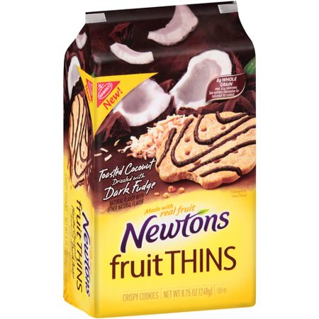 Nabisco Newtons Toasted Coconut Drizzled with Dark Fudge ...