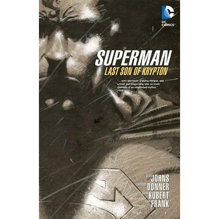 Superman: Last Son of Krypton - Superman Last Stand