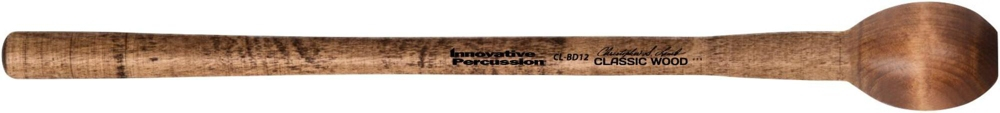 Innovative Percussion Concert Bass Drum Mallet � Classic Wood (pair) by Innovative Percussion