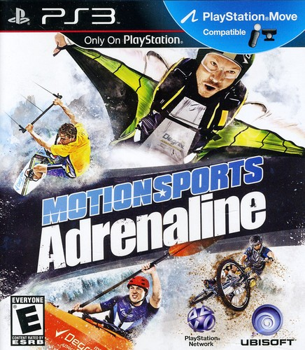 Motion Sports: Adrenaline for PlayStation 3