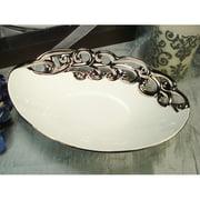 D'lusso Designs Deep Oval Bowl
