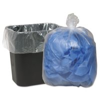 Classic Linear Clear Low-Density Can Liner, 16 gal, 500 ct
