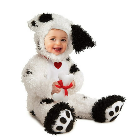 Newborn and Infant Cute Dalmatian Costume (Dalmatian Costume Ideas)