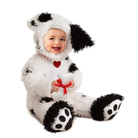 Newborn Cute Dalmatian Costume Size 0-6 Months - Newborn Caterpillar Costume