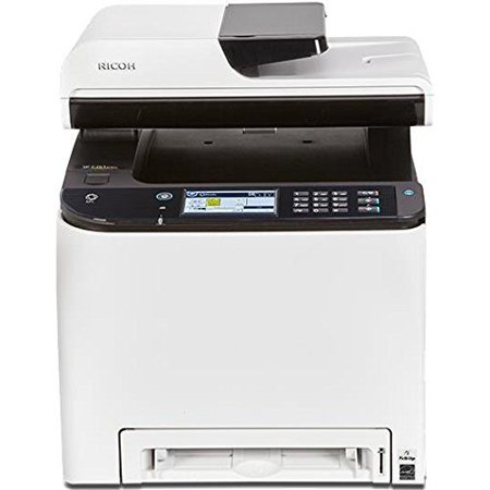 Ricoh SP C261SFNw Color Laser Multifunction Printer with Duplex Printing Aficio Sp C210 Laser Printer
