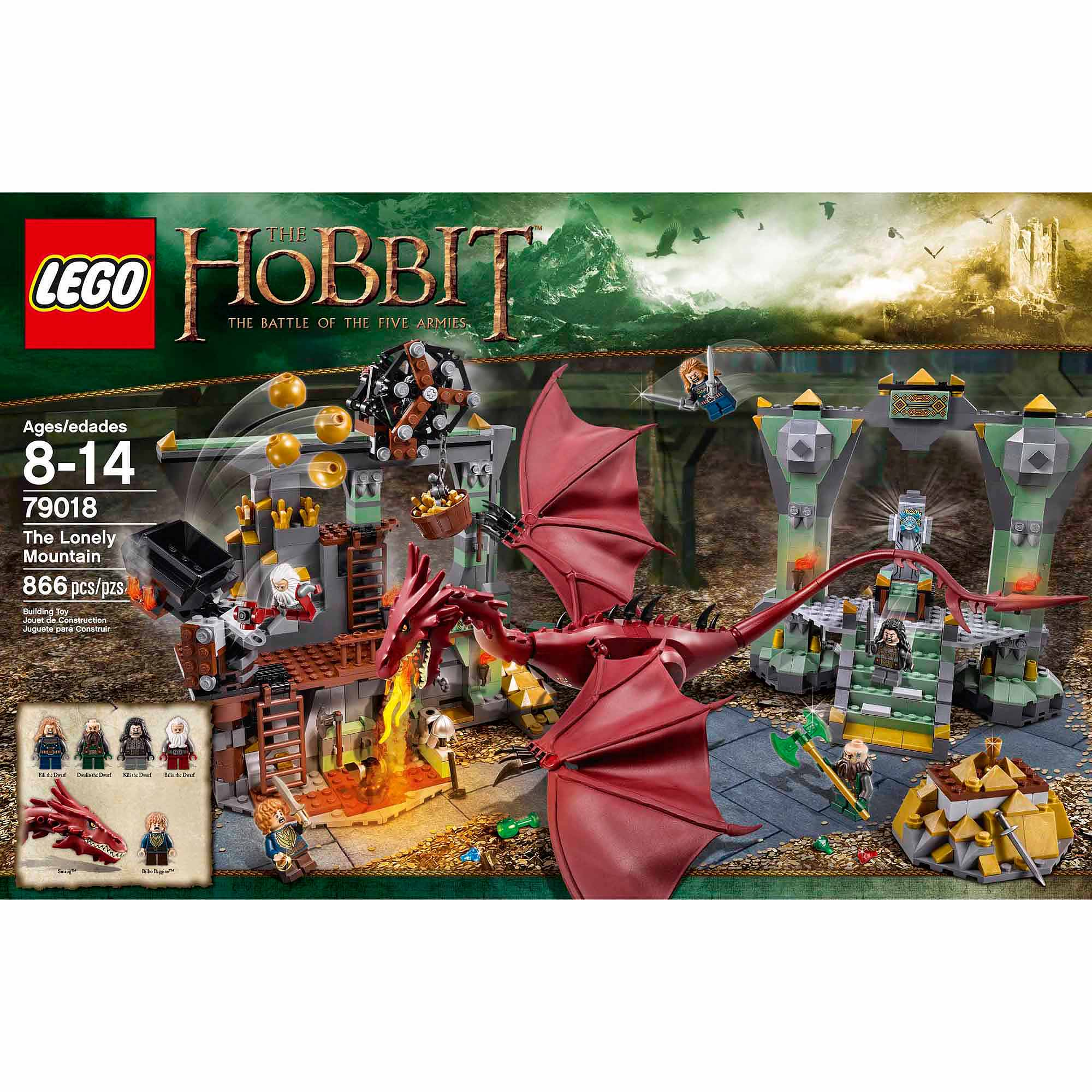 LEGO The Hobbit The Lonely Mountain