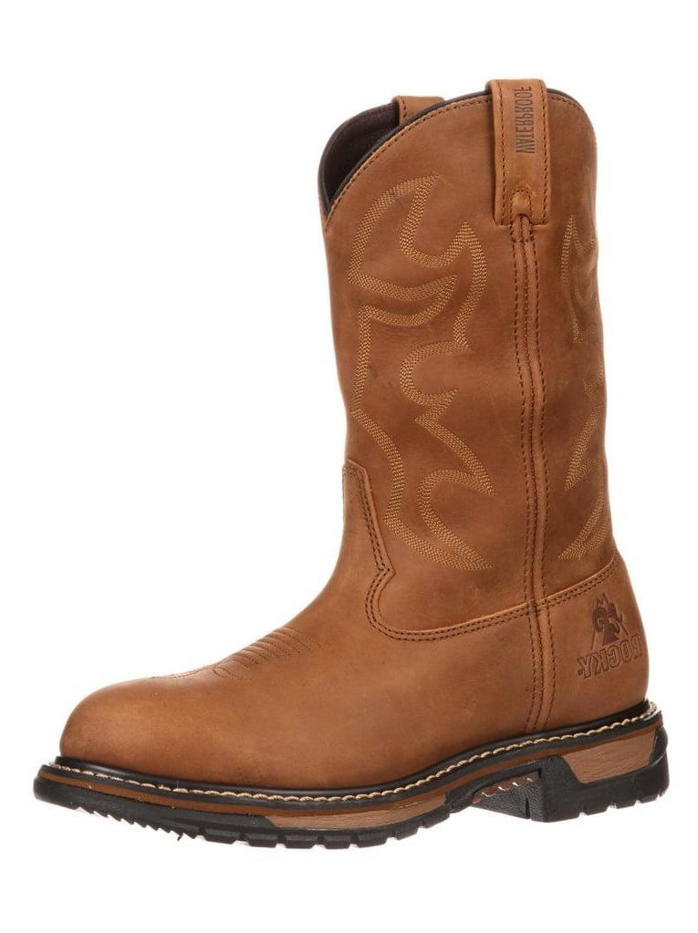 d22f27757b7 rocky western boots mens 10