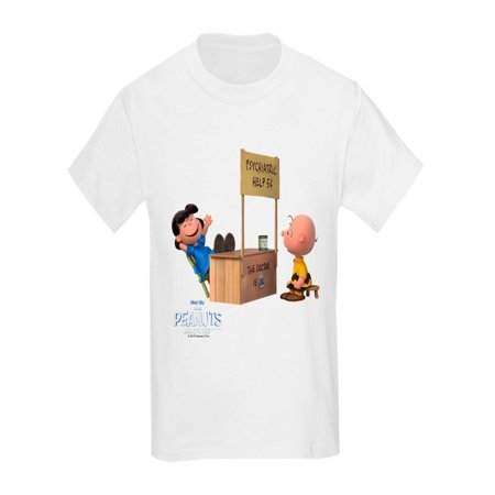 Charlie Brown And Lucy Football - Charlie Brown and Lucy - Peanut Kids' Light T-Shirt