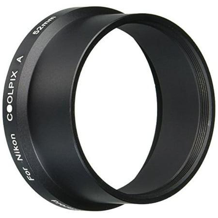 Polaroid 52mm Aluminum Lens And Filter Adapter Tube For Nikon A -