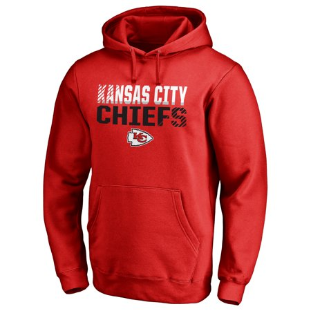 Kansas City Chiefs NFL Pro Line by Fanatics Branded Iconic Collection Fade  Out Pullover Hoodie - Red - Walmart.com 9eed5cb79