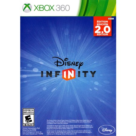 Disney Infinity 2 0 Xbox 360 Pre Owned Game Only