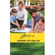 Love Inspired January 2015 - Box Set - eBook